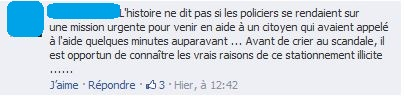 Commentaire